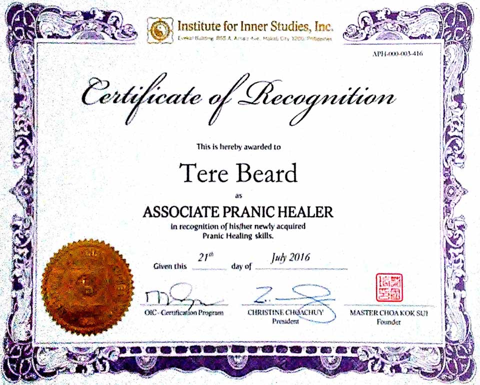 About Tere Beard