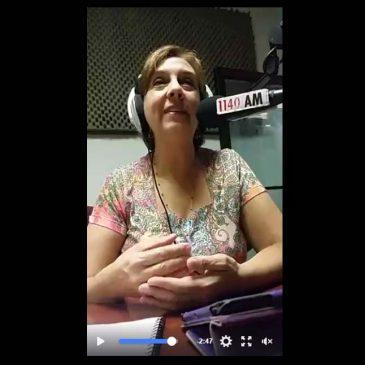 Enfermedades Crónicas – Entrevista con Tere Beard